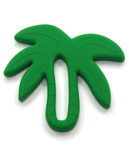 Little Teether Palm Tree Silicone Teething Toy