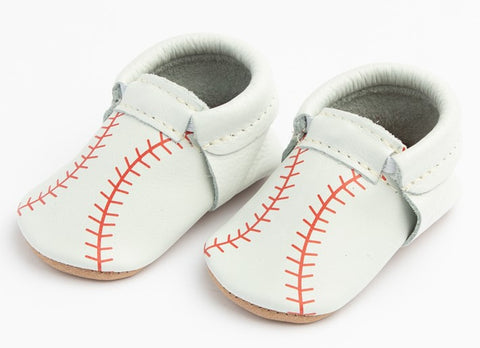 Freshly Picked First Pitch City Soft Sole Moccasins