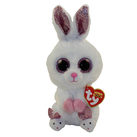 Ty Slippers the Bunny Small Beanie Boo