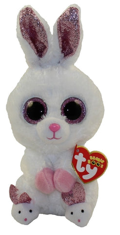 Ty Slippers the Bunny Beanie Boo - Medium