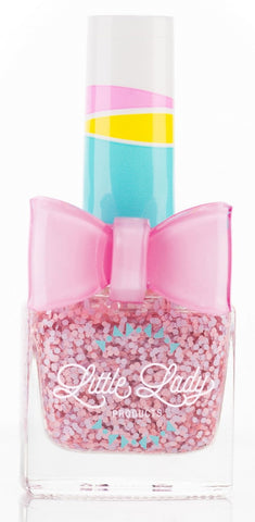 Little Lady Products Ballerina Tutu Glitter Scented Nail Polish