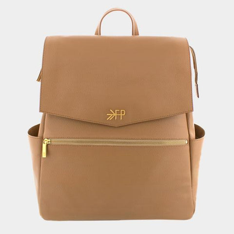 Freshly Picked Backpack Diaper Bag-Butterscotch - Basically Bows & Bowties