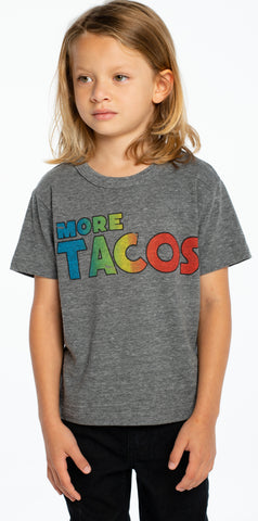 Chaser More Tacos Tee
