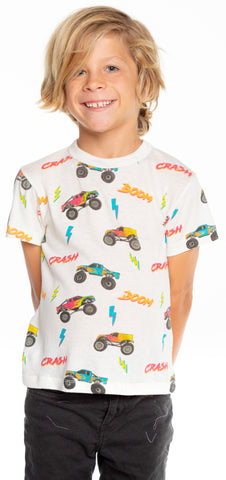 Chaser Monster Truck Rally S/S Tee