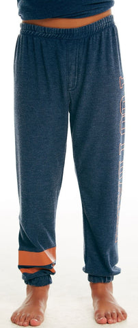 Chaser Football Life Cozy Knit Joggers Basically Bows & Bowties