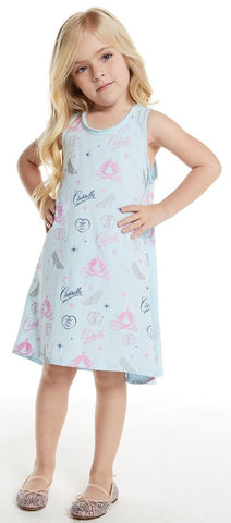 Chaser + Disney Cinderella - Glitter Carriage Dress