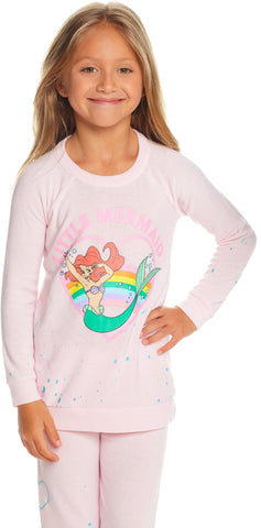 Chaser Little Mermaid Cozy Sweatshirt