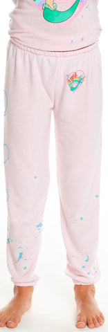 Chaser Little Mermaid Cozy Pants