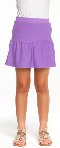 Chaser Electric Flouncy Mini Skort