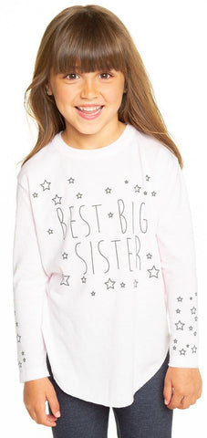 Chaser Big Sis Vintage Jersey Long Sleeve Tee
