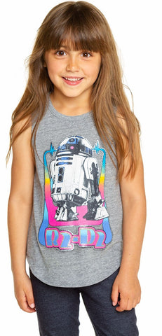 Chaser Star Wars-R2 D2 Tank Basically Bows & Bowties