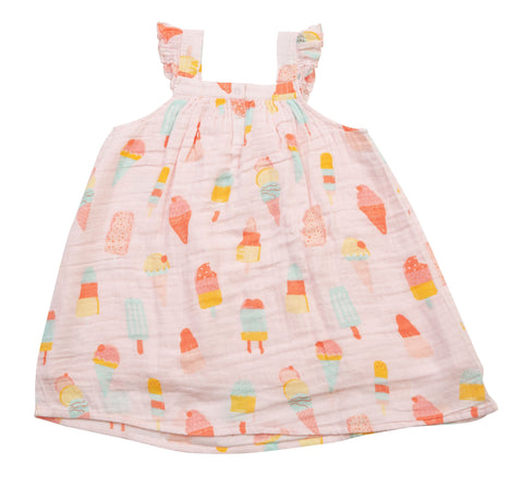 Angel Dear Cool Sweets Sundress w/Diaper Cover