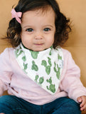 Copper Pearl Sage Bandana Bib Set - Basically Bows & Bowties