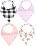 Copper Pearl Rosie Bandana Bib Set Basically Bows & Bowties