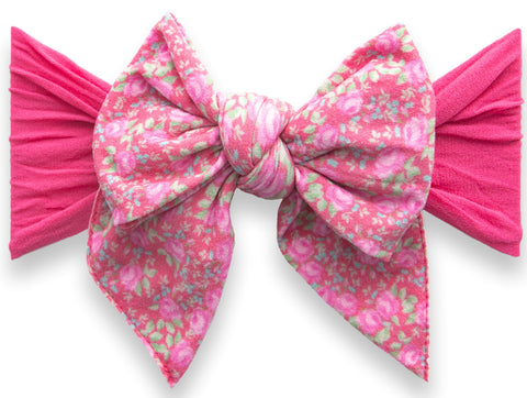 Baby Bling Bitty Blossom DEB Bow