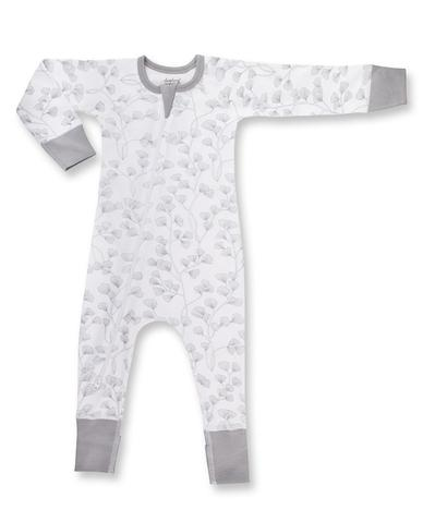Sapling Child Fern Zip Romper