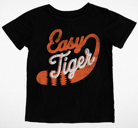 Tiny Whales Easy Tiger Tee