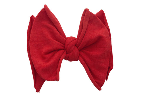 Baby Bling Cherry FAB-BOW-LOUS Clip