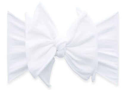 Baby Bling White FAB-BOW-LOUS Basically Bows & Bowties