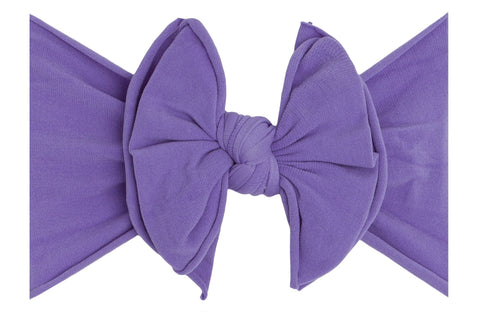 Baby Bling Amethyst FAB-BOW-LOUS
