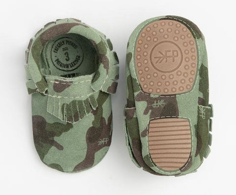 Freshly Picked Camo Mini Sole City Moc