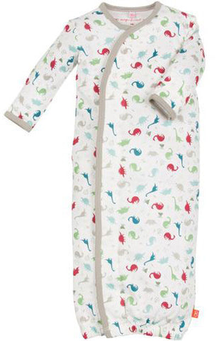 Magnificent Baby Dino Expedition Magnetic Gown