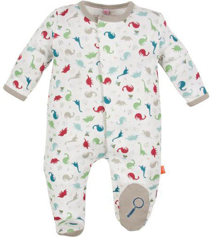 Magnificent Baby Dino Expedition Footie