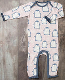 Bestaroo Pink Penguins Coverall