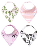 Copper Pearl Sage Bandana Bib Set Basically Bows & Bowties