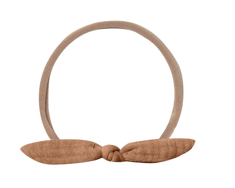 Quincy Mae Rust Little Knot Headband