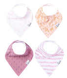 Copper Pearl Lola Bandanna Bib Set - Basically Bows & Bowties