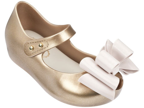Mini Melissa Gold Ultragirl Sweet