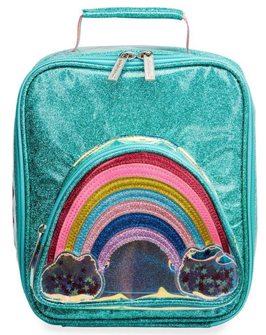 Iscream Rainbow, Stars & Glitter Lunch Box