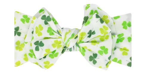 Baby Bling Lucky Charm Printed FAB-BOW-LOUS
