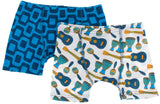KicKee Pants Samba & Impanema Boys Boxer Brief Set