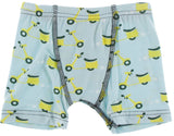 KicKee Pants Zebra Tuscan Cow & Spring Sky Scooter Boxer Briefs Set