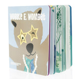 KicKee Pants Wobble E Wombat Book - Basically Bows & Bowties