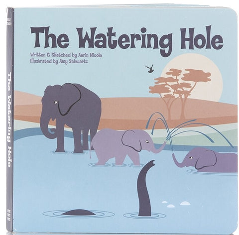 KicKee Pants The Watering Hole Book-PRESALE