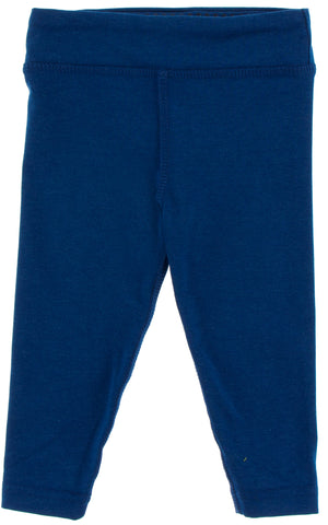 KicKee Pants Navy Performance Jersey Legging with Waistband