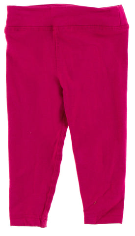 KicKee Pants Solid Rhododendron Performance Jersey Leggings
