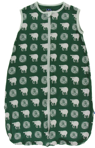 KicKee Pants Topiary Tuscan Sheep Lightweight Sleeping Bag