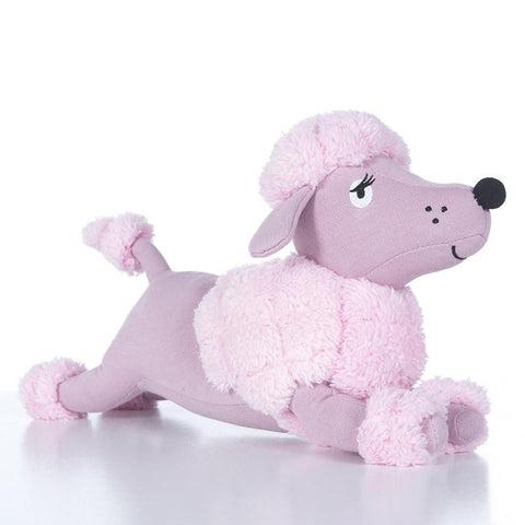 KicKee Pants Poppy the Poodle Plush Toy
