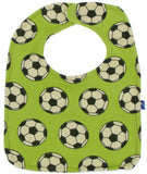 KicKee Pants Bib Set-Amazon Houses/Meadow Soccer/Tamarin Brazil Stripe-PRESALE - Basically Bows & Bowties