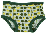 KicKee Pants Topiary Tuscan Sheep & Aloe Tomatoes Training Pants Set