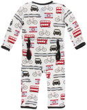 KicKee Pants London Transport Coverall with Zipper