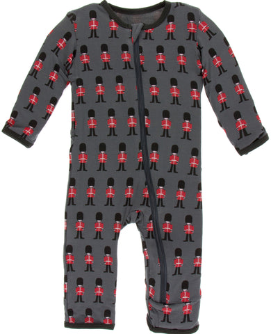 KicKee Pants Queen's Guard Coverall with Zipper