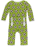 KicKee Pants Meadow Soccer Coverall with Zipper