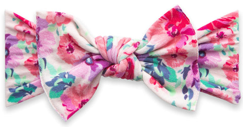 Baby Bling Summertime Printed Knot Headband