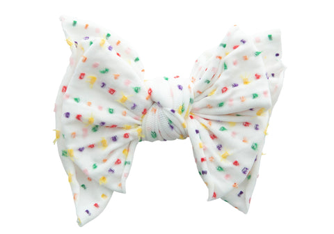 Baby Bling SHAB-BOW-LOUS Single Clip - Birthday 20 LE