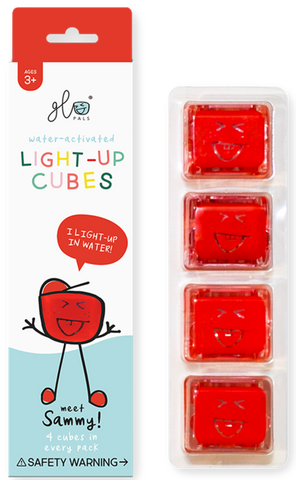 Sammy - Light Up Cubes